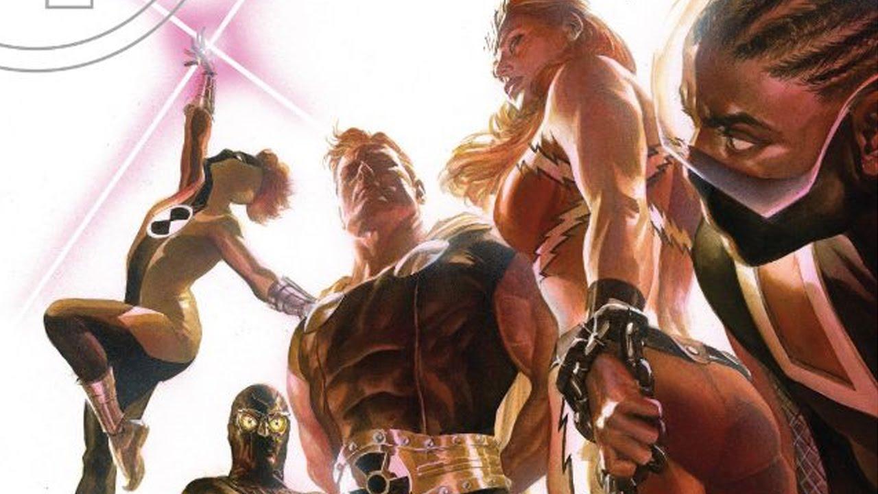 Resultado de imagem para Esquadrao Supremo quadrinhos